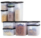 Tupperware Modular Mates Storage Containers